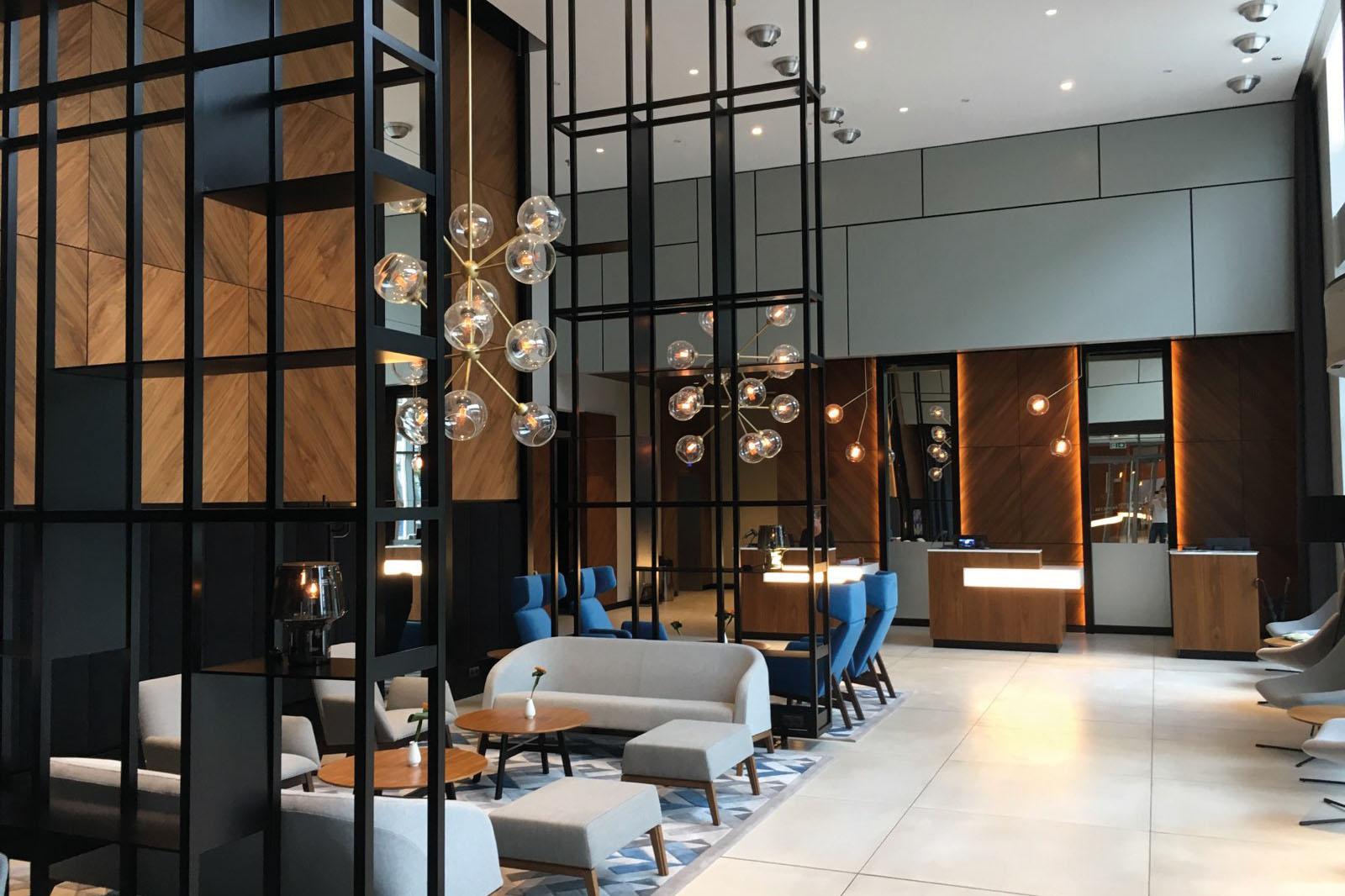 Mariott Katowice Lounge 5